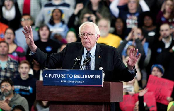 Bernie Sanders demands recanvass of Kentucky primary vote