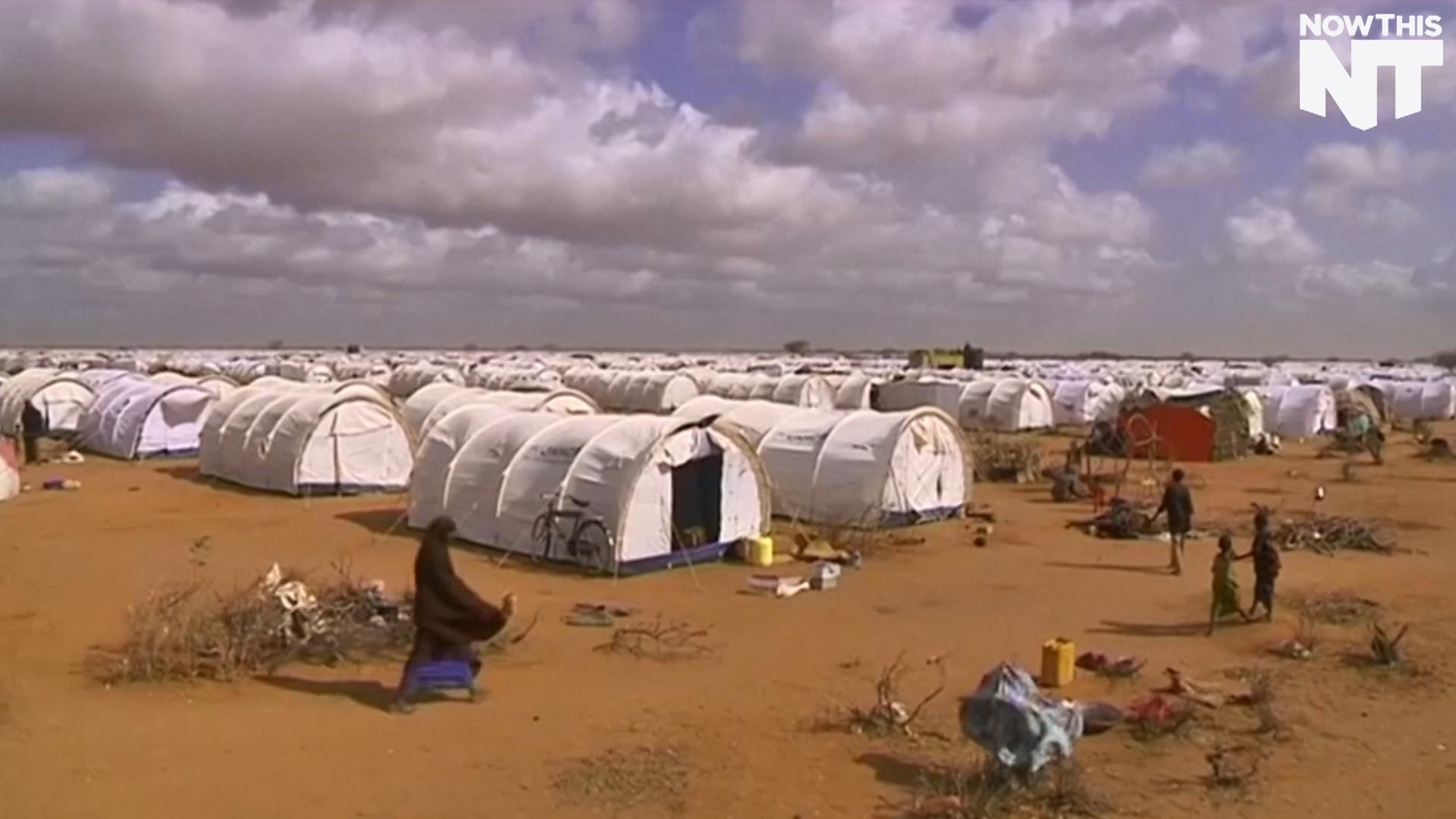 Kenya Closing World's Largest Refugee Camp
