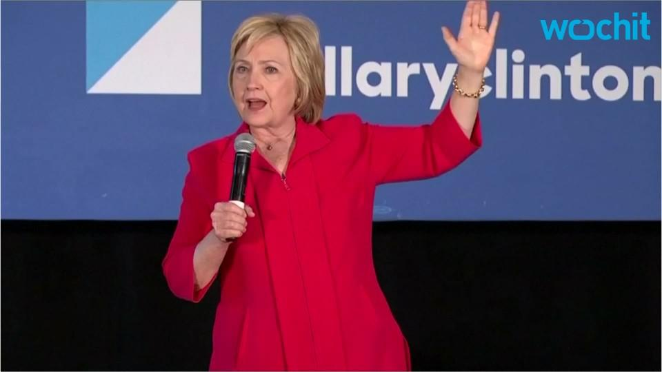 Clinton accuses Trump of cheering housing crisis for profit