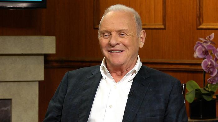 Anthony Hopkins on retirement, ageism, and death