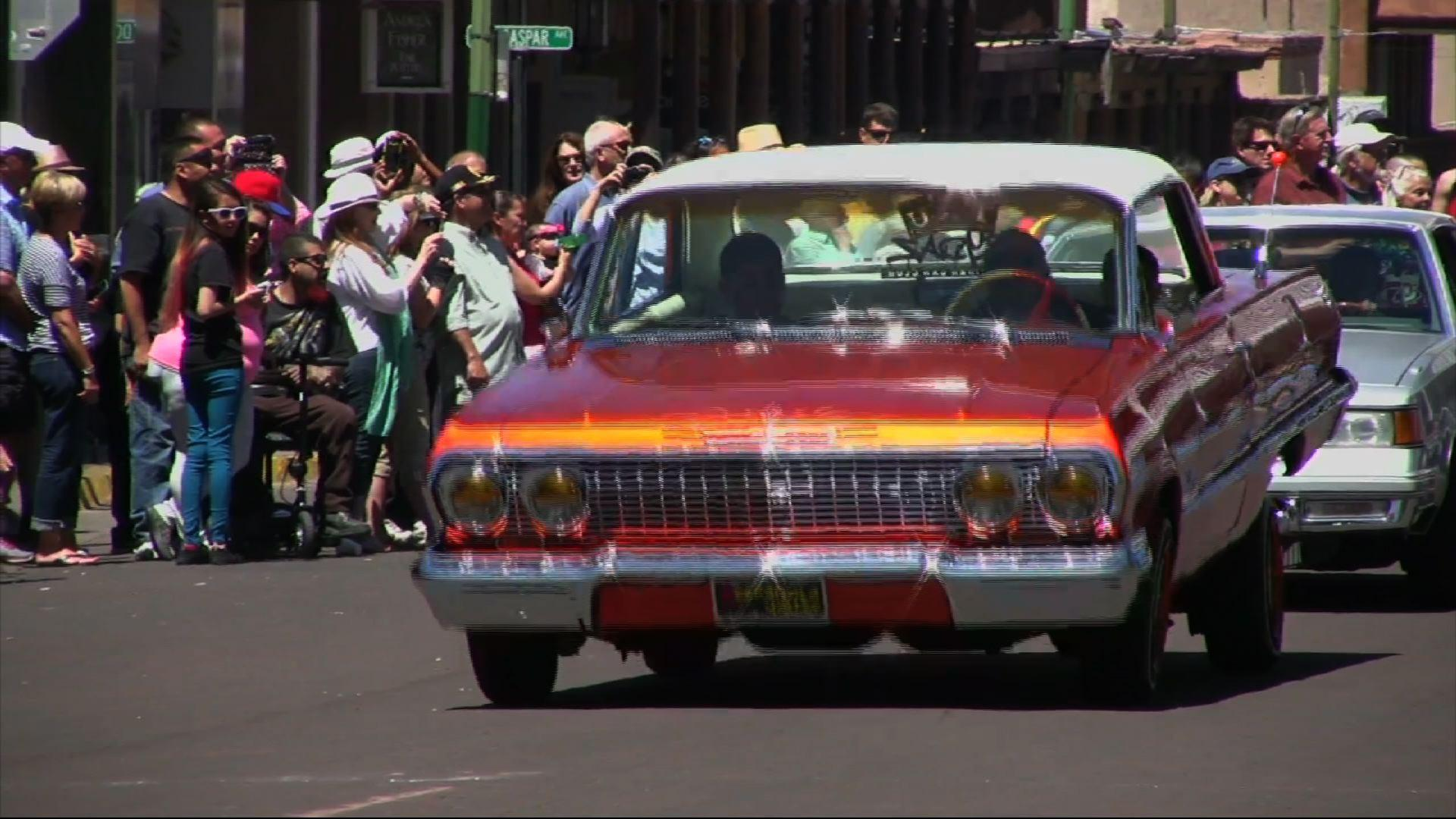 Lowrider Car Culture Celebrated in Santa Fe