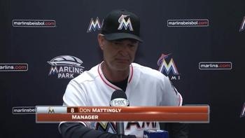 Don Mattingly on loss, Tom Koehler's outing