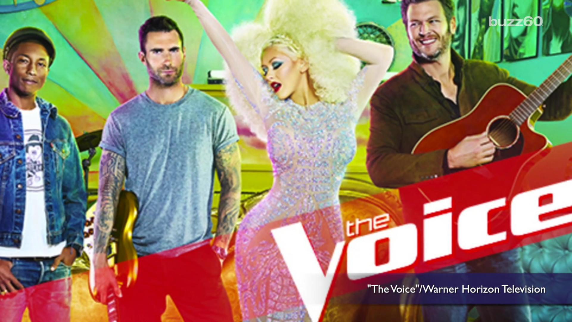 Find Out Who's Worth The Most Out Of 'The Voice' Judges