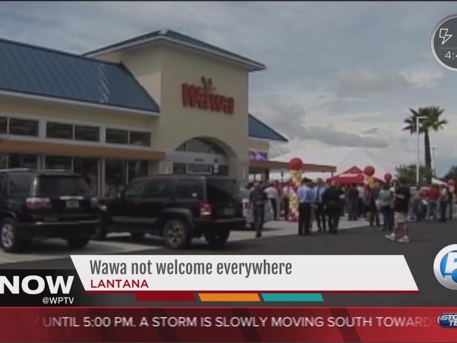 WaWa not welcome everywhere