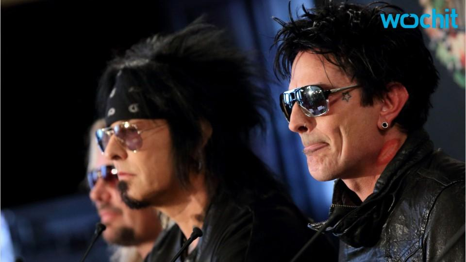 Tommy Lee On Motley Crue's End: 'It Sure Would Be Fun To Start Over'