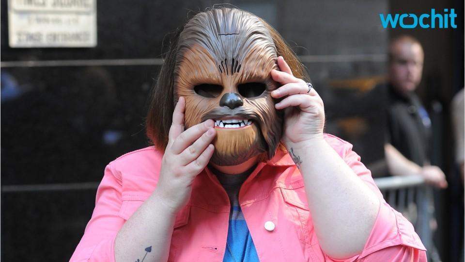 Actor Peter Mayhew Suprises Chewbacca Mom