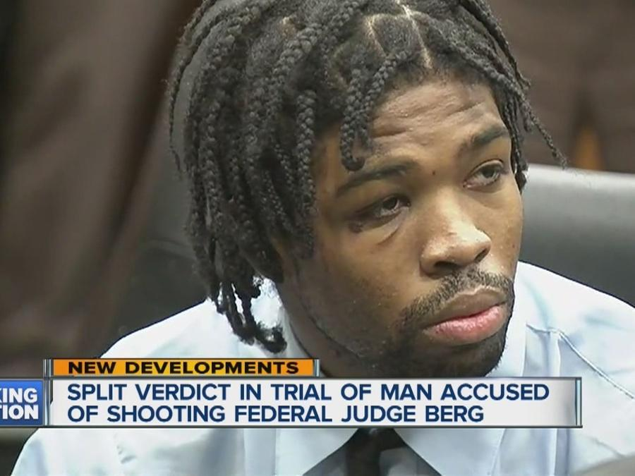 Spit verdict in judge shooting case