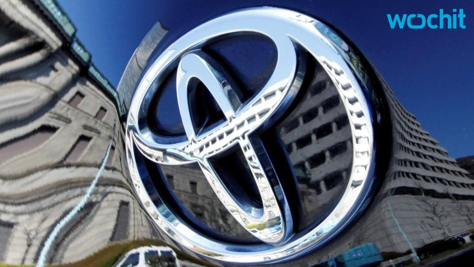 Toyota Partners Up With Uber