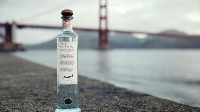 You Can Literally Get Drunk on a Cloudy Day With This Fog Vodka