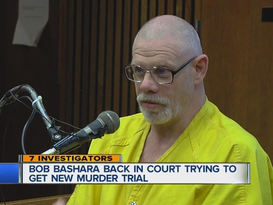 Bob Bashara back in court trying to get a new trial