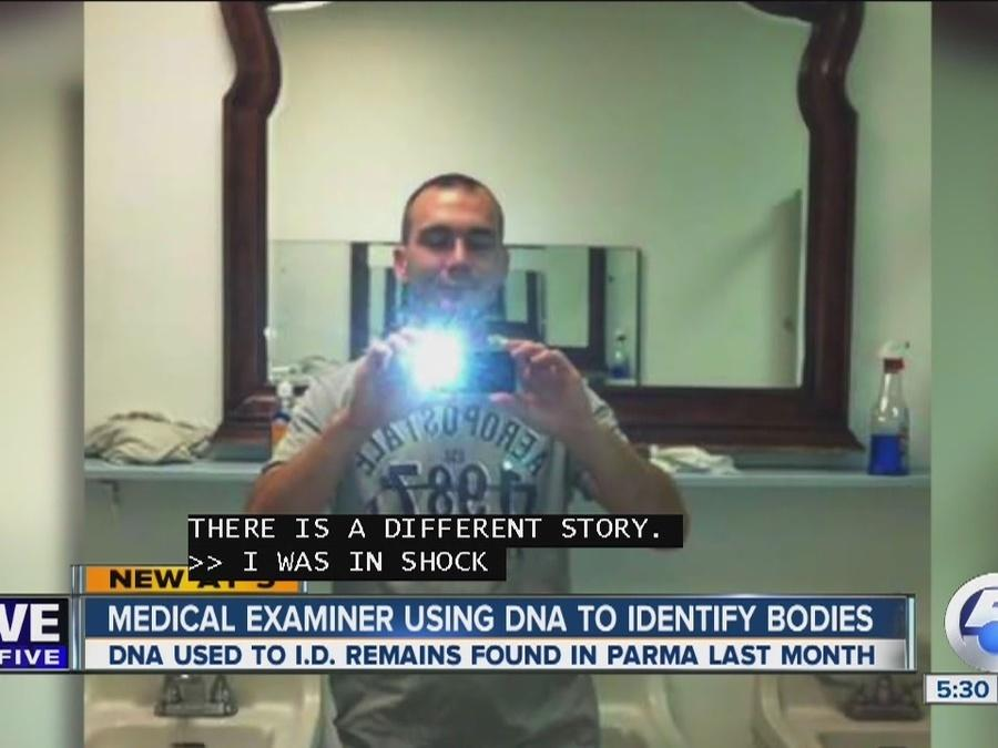 Friend of man whose remains were found in Parma believes he died of foul play