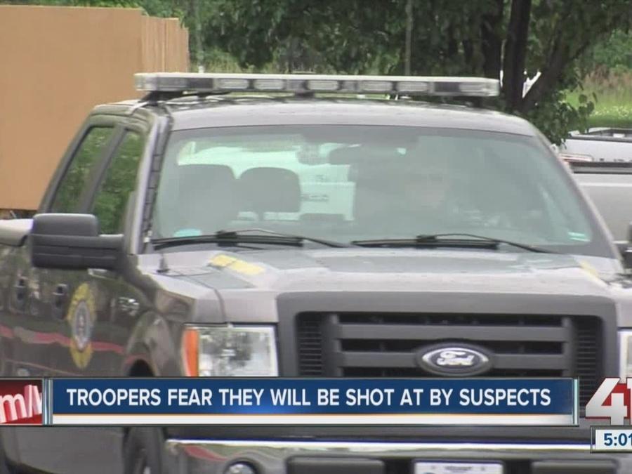 Missouri Highway Patrol talks rise in troopers being shot at
