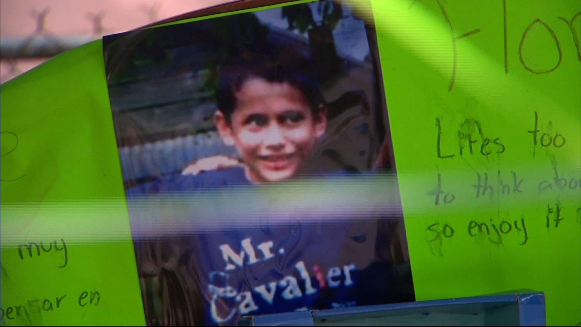 Mourners Gather to Remember Slain Houston Boy