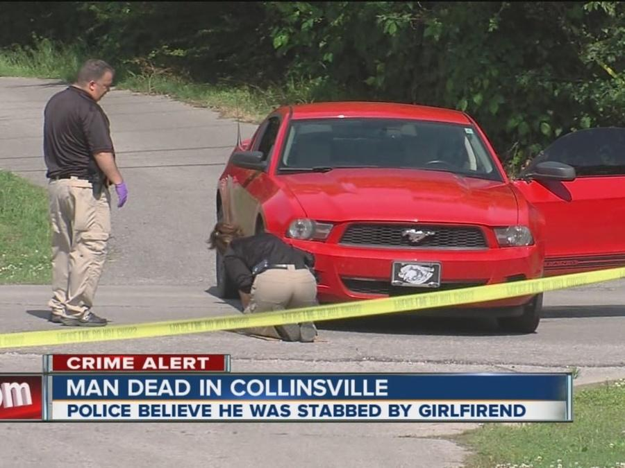 Man Dead In Collinsville