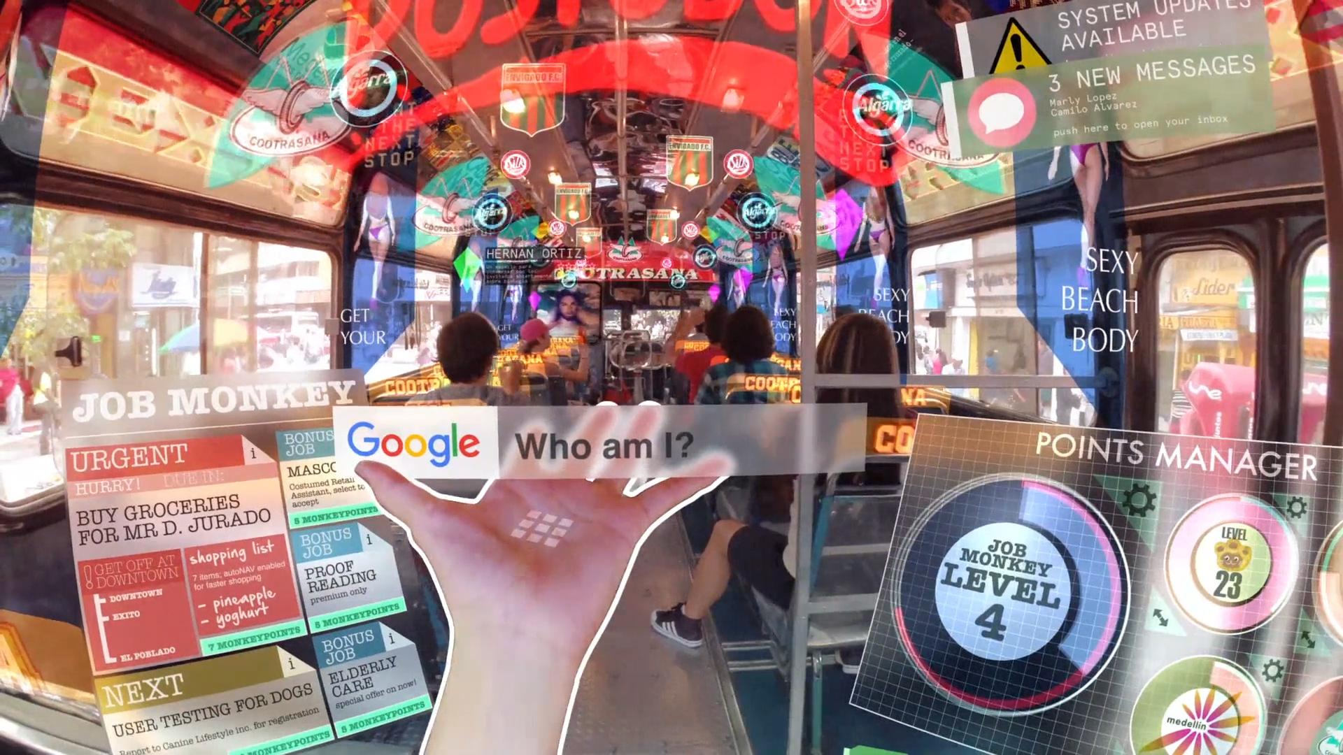 Short film depicts horrific future of augmented reality (Tomorrow Daily 370)