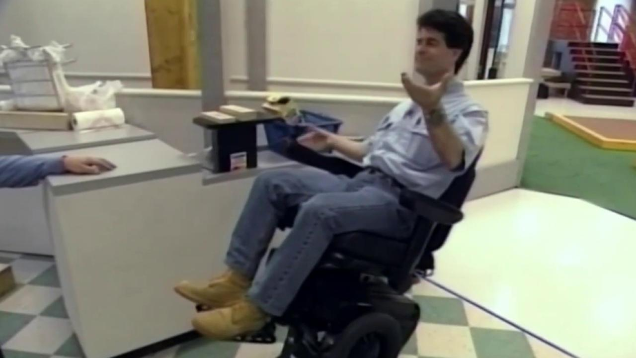 Toyota updates a revolutionary wheelchair