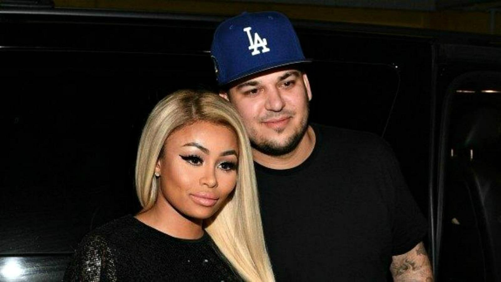 Blac Chyna Shares The First Photo Of Her & Rob Kardashian's Baby