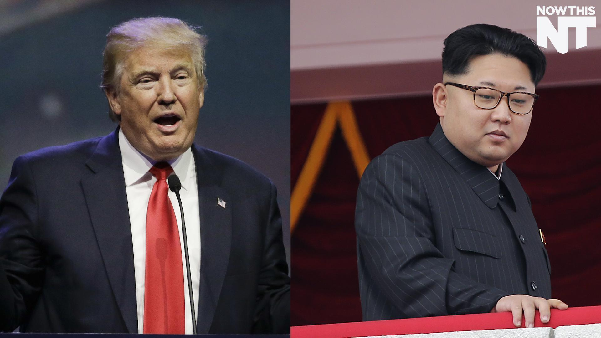 Kim Jong Un Doesn't Want To Meet With Donald Trump