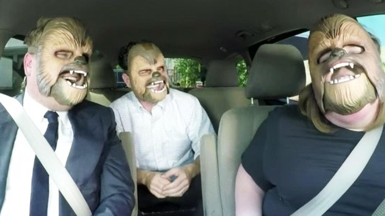 Chewbacca Mom Gets Star Wars Surprise