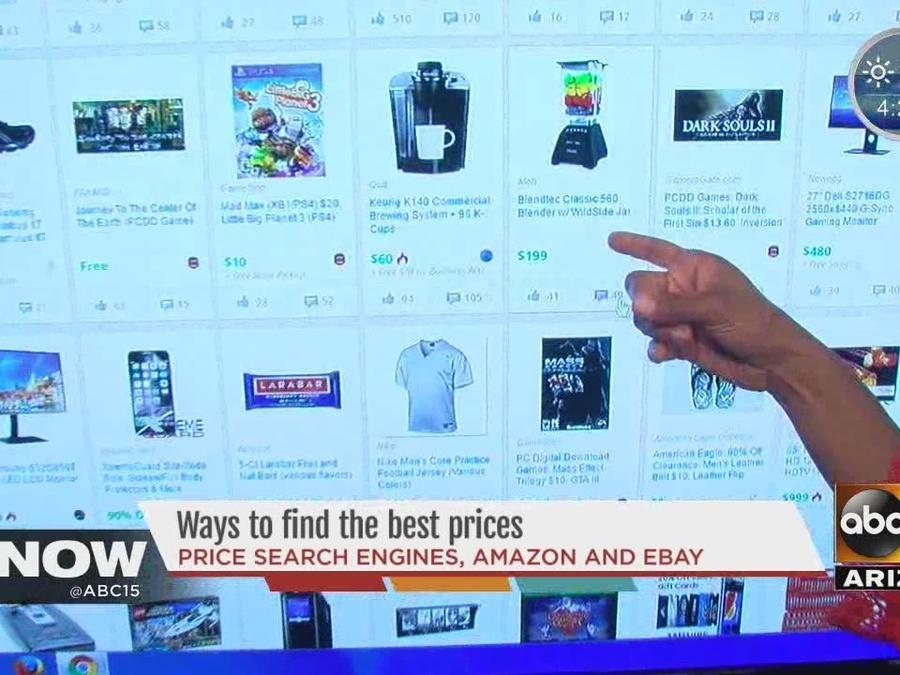 Ways to find the best prices!