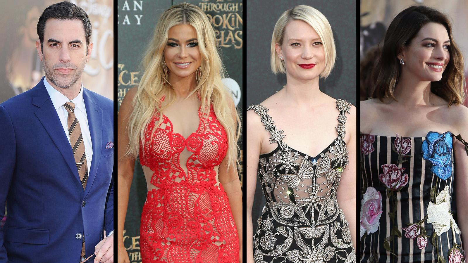 'Alice' Premiere: Who Would Stars Want At Their Own Tea Party?