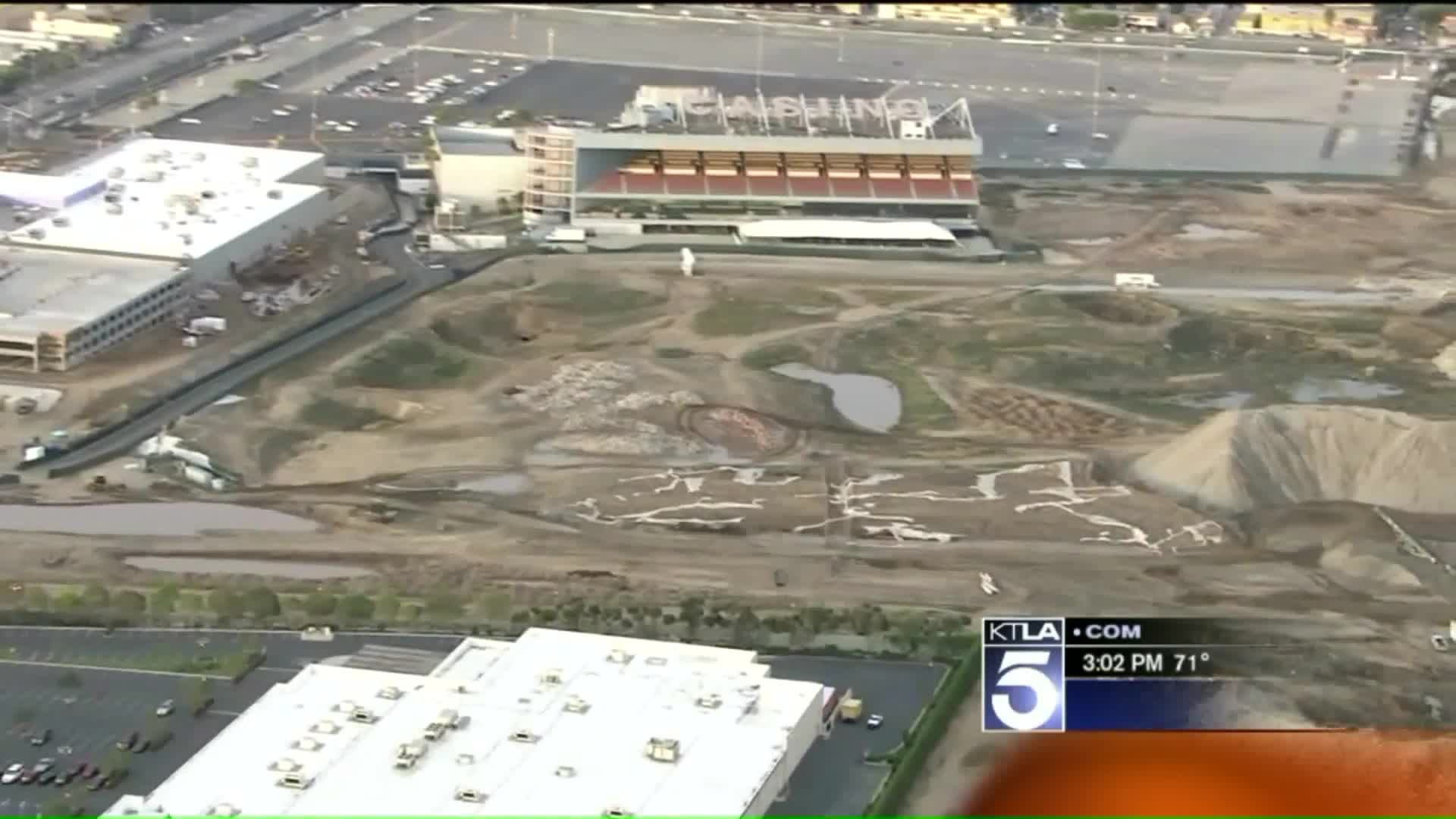 Super Bowl LV To Be Held In Los Angeles In 2021