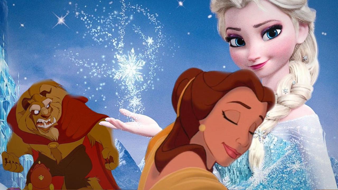 Elsa Wants A Girlfriend