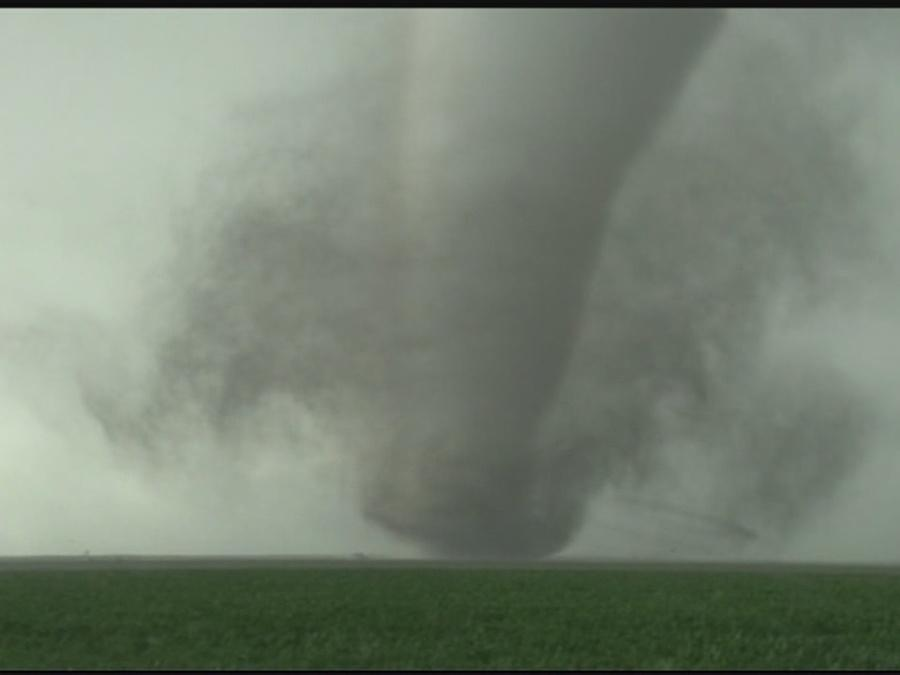 WATCH: Massive tornado touches down in Kansas