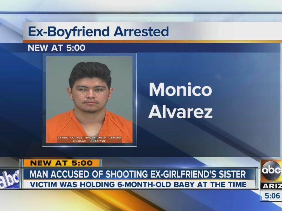 Woman, baby hurt in shooting