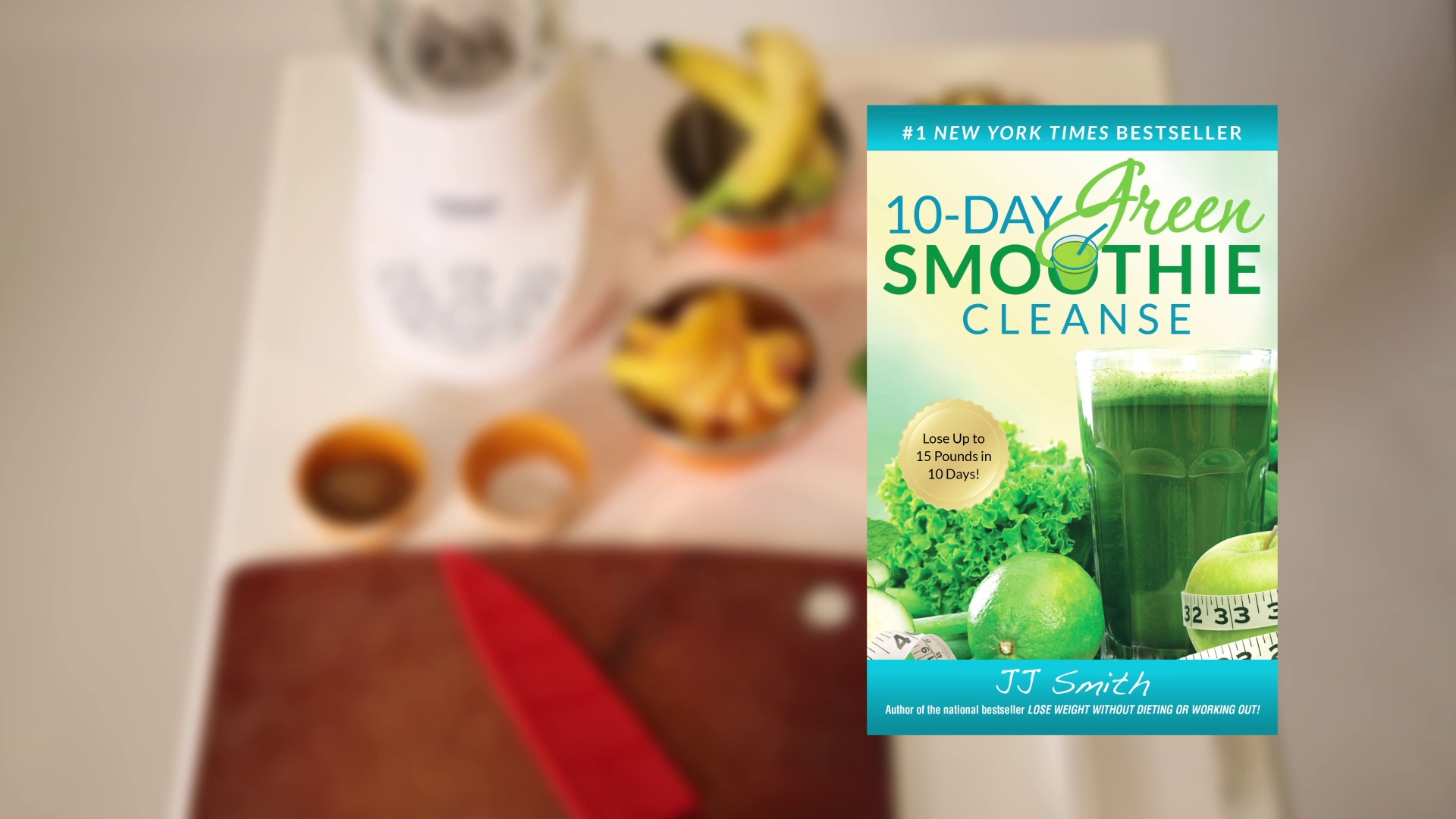 A recipe from the 10-DAY GREEN SMOOTHIE CLEANSE