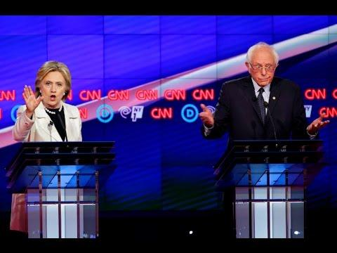 Hillary Clinton Backs Out Of Debate With Bernie Sanders