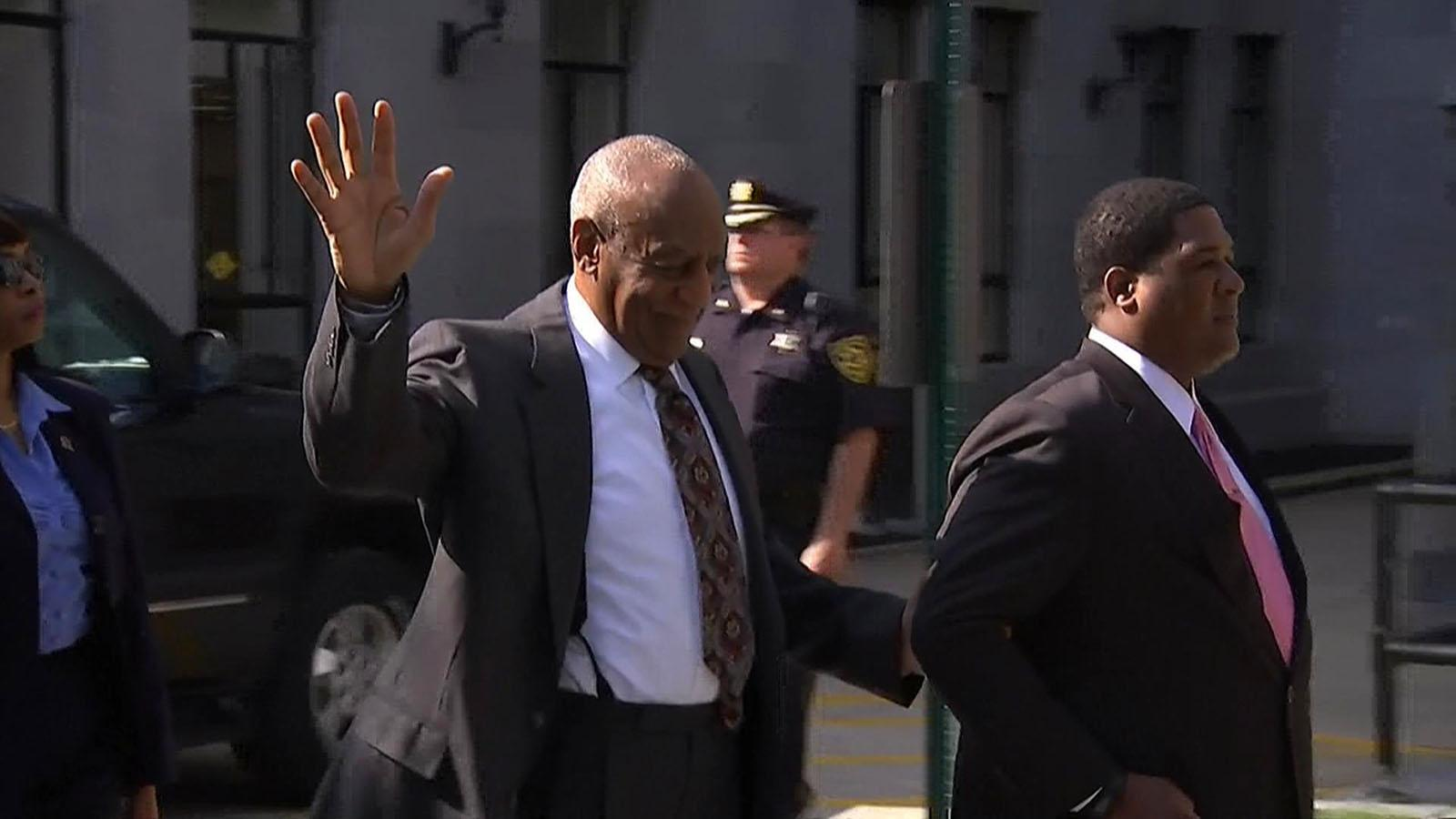 Judge Orders Bill Cosby To Stand Trial In Sexual Assault Case