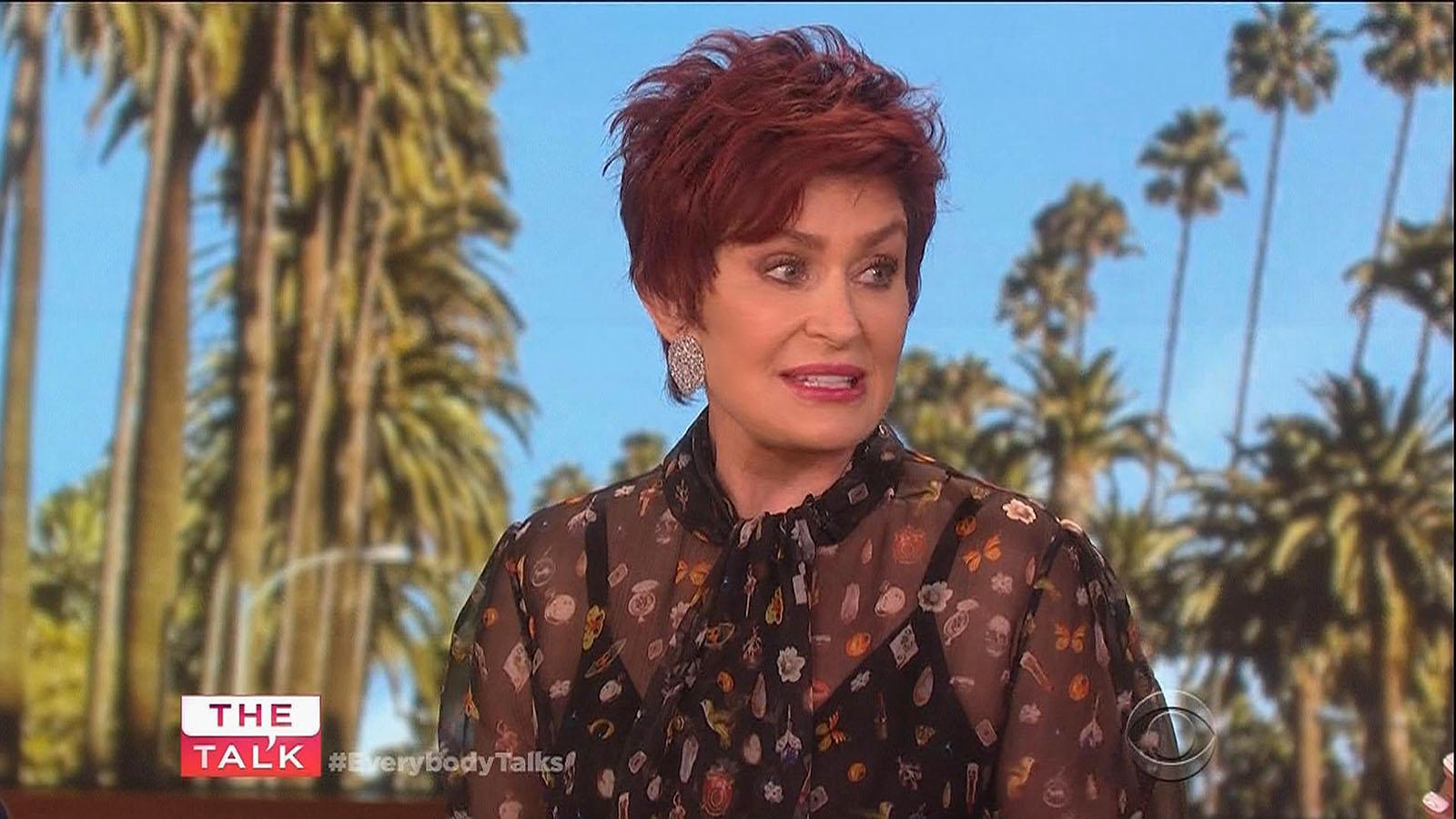 Sharon Osbourne Defends Daughter Kelly's 'Funny' Tweet About Ozzy's Alleged Mistress