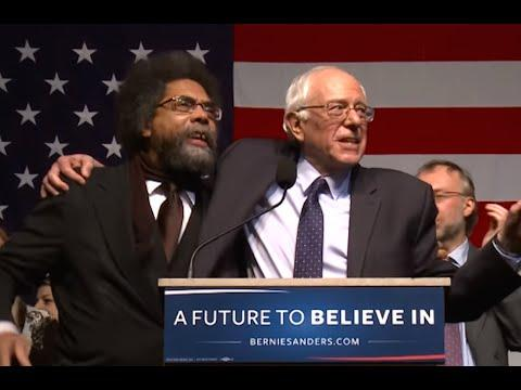 Bernie Sanders Picks Progressives To Shape Democratic Platform