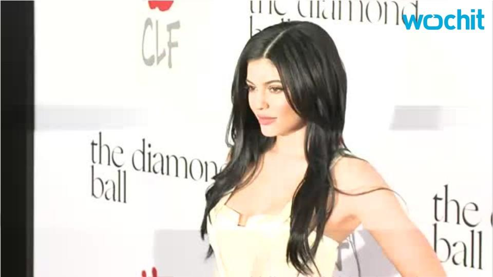 "Kylie Jenner Admits The Split With Tyga Has ""Not Been Easy For Her"""