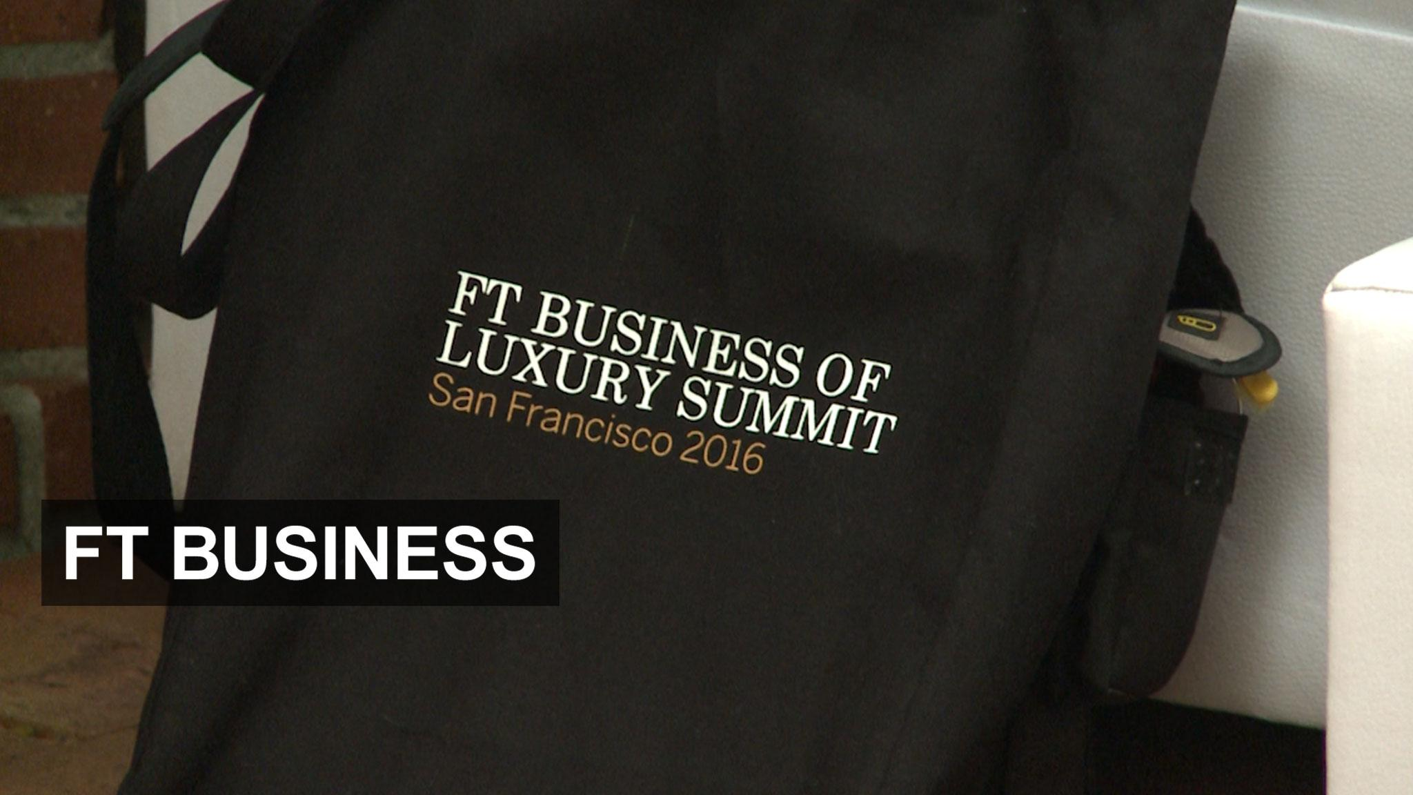 Is the luxury industry in crisis?