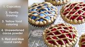 Easy-to-Make Patriotic Desserts
