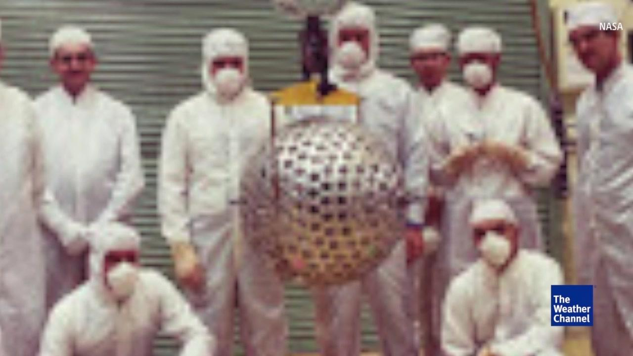 Our Satellites Were Disco in the '70s