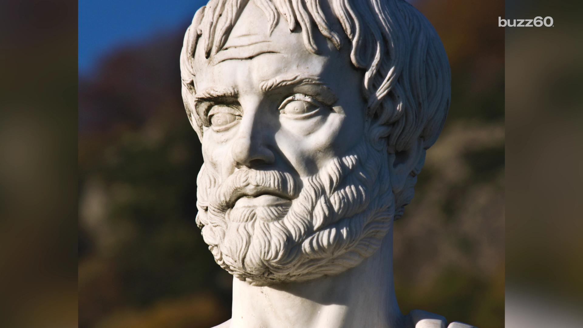 Discovery Of Aristotle's Tomb Made Without Any Proof