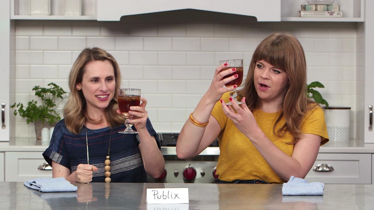 Live at Southern Living: Sweet Tea Taste Test