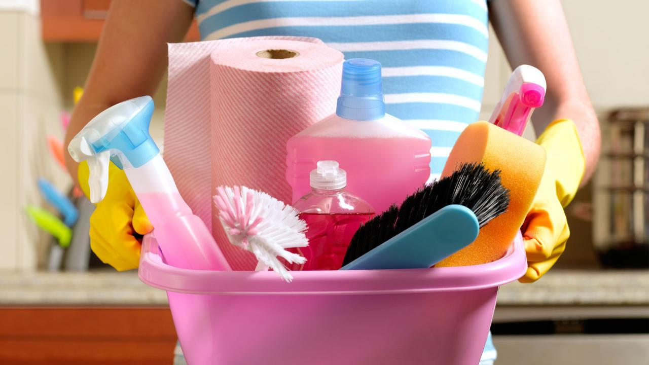 5 Common Cleaning Mistakes