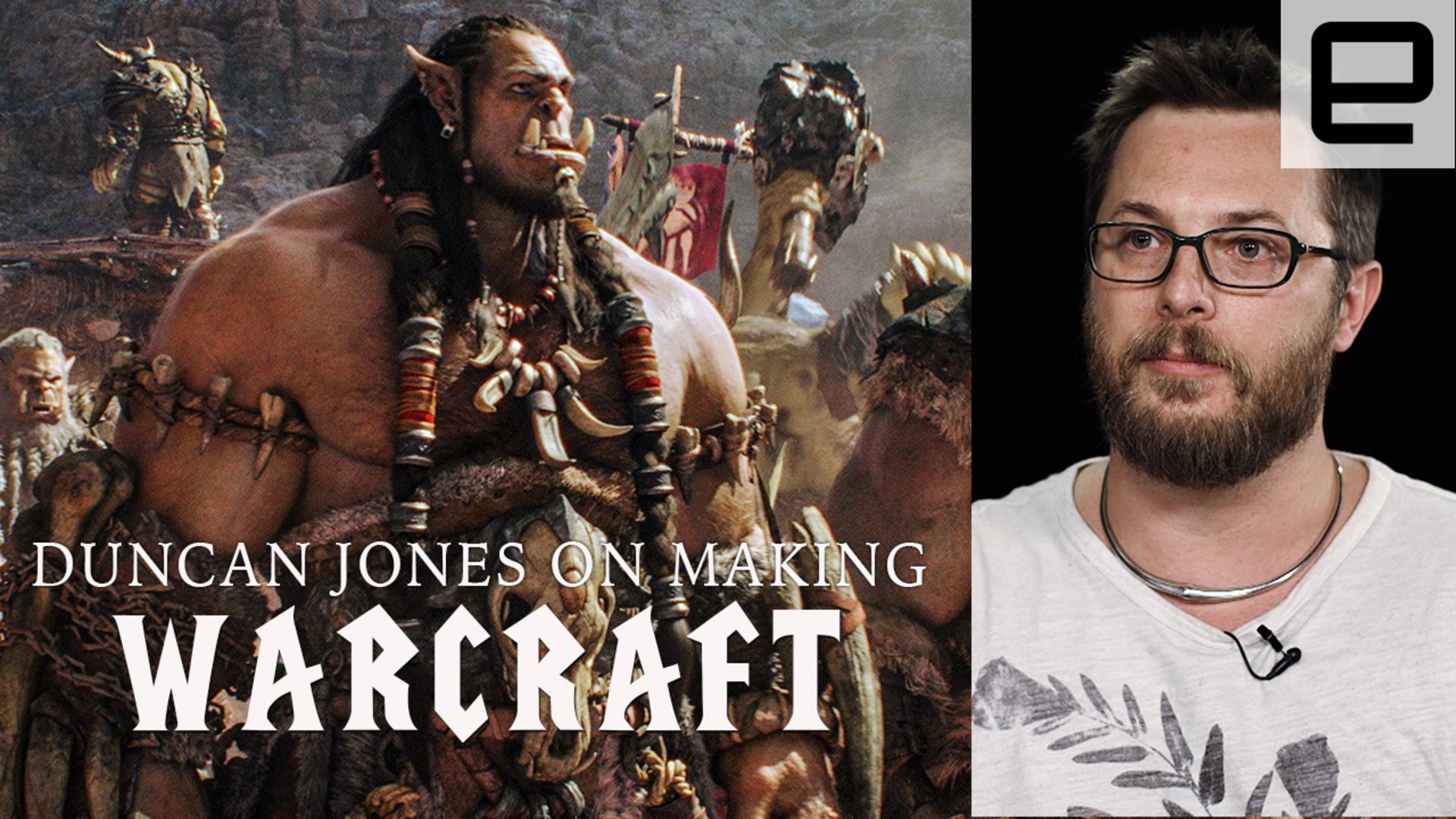 Duncan Jones on making 'Warcraft'