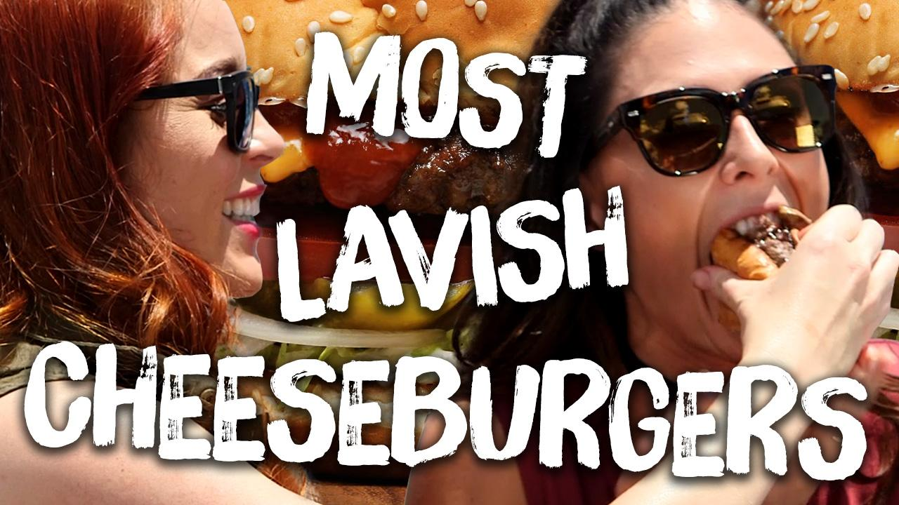 6 Most Expensive Burgers in Vegas (Cheat Day)