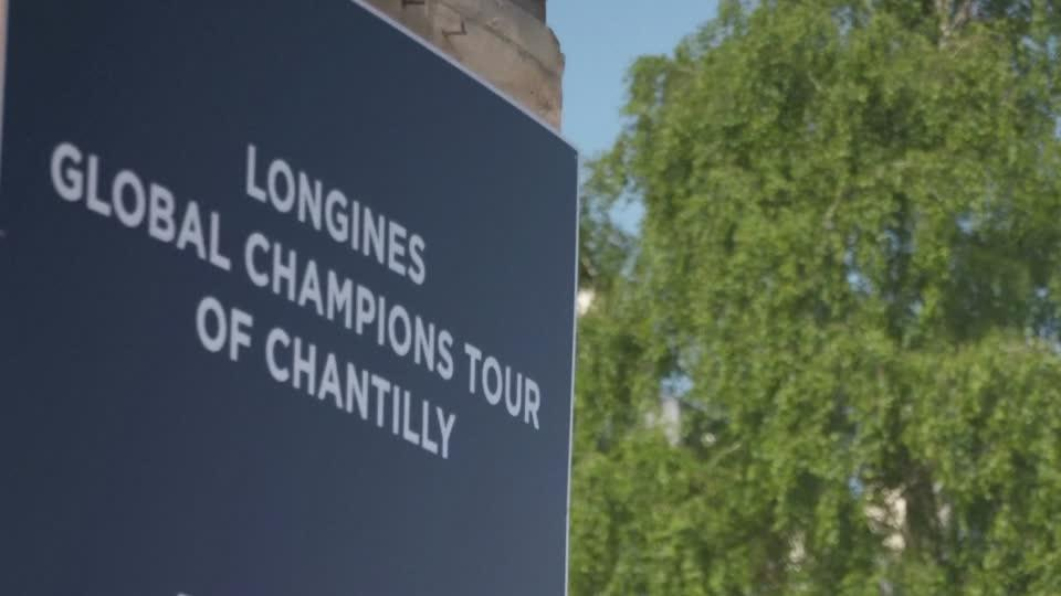 Beerbaum wins the Global Champions Tour in Chantilly