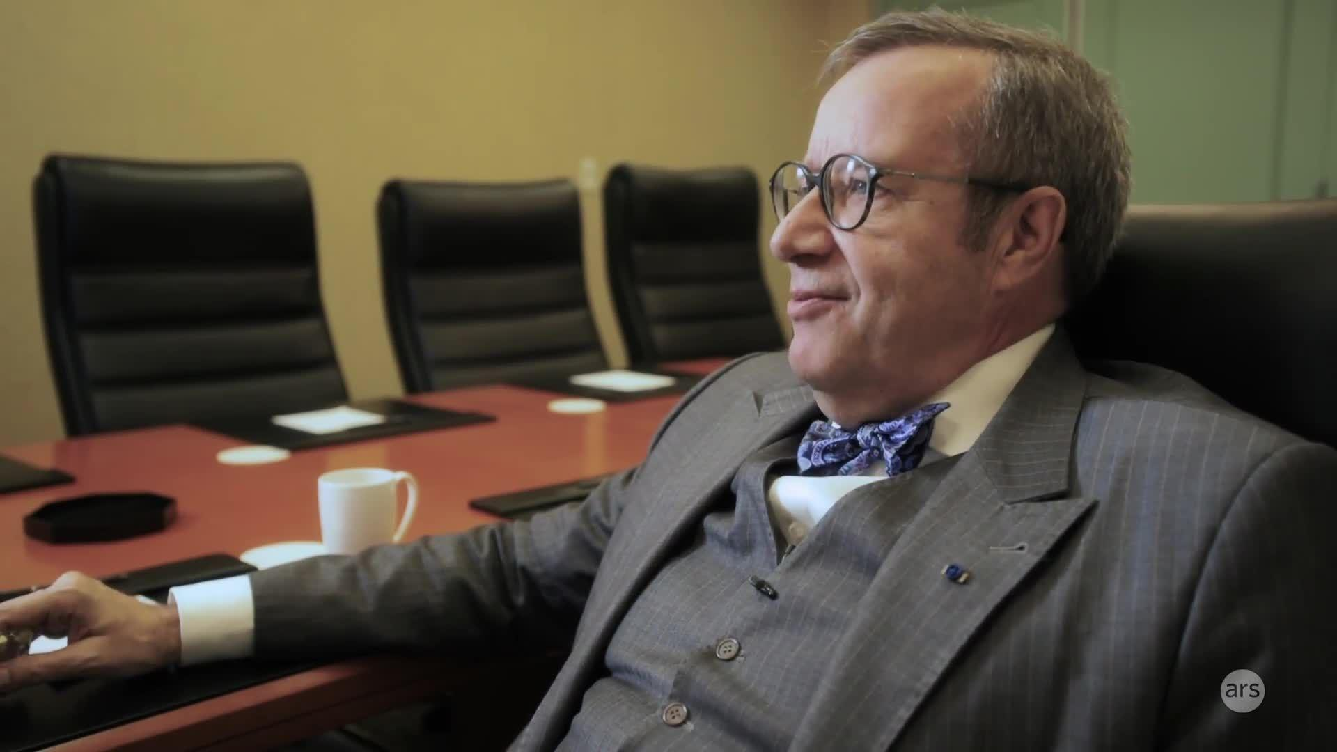 Ars talks e-residency and data sharing with Estonia's President