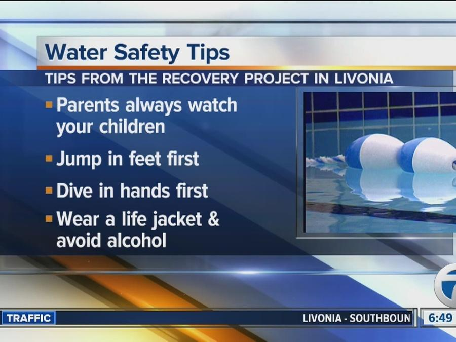 Water & boating safety tips