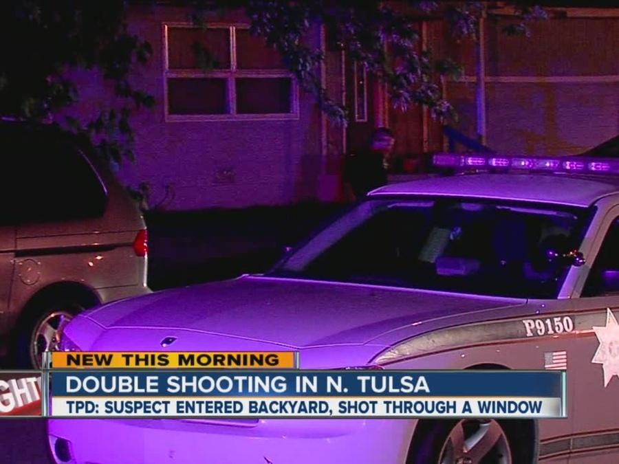 Suspect on the lose after north Tulsa shooting