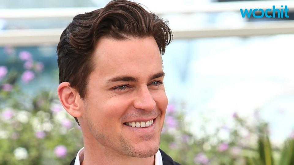 """Matt Bomer Says it Was """"Refreshing"""" Playing a Villain in The Nice Guys"""