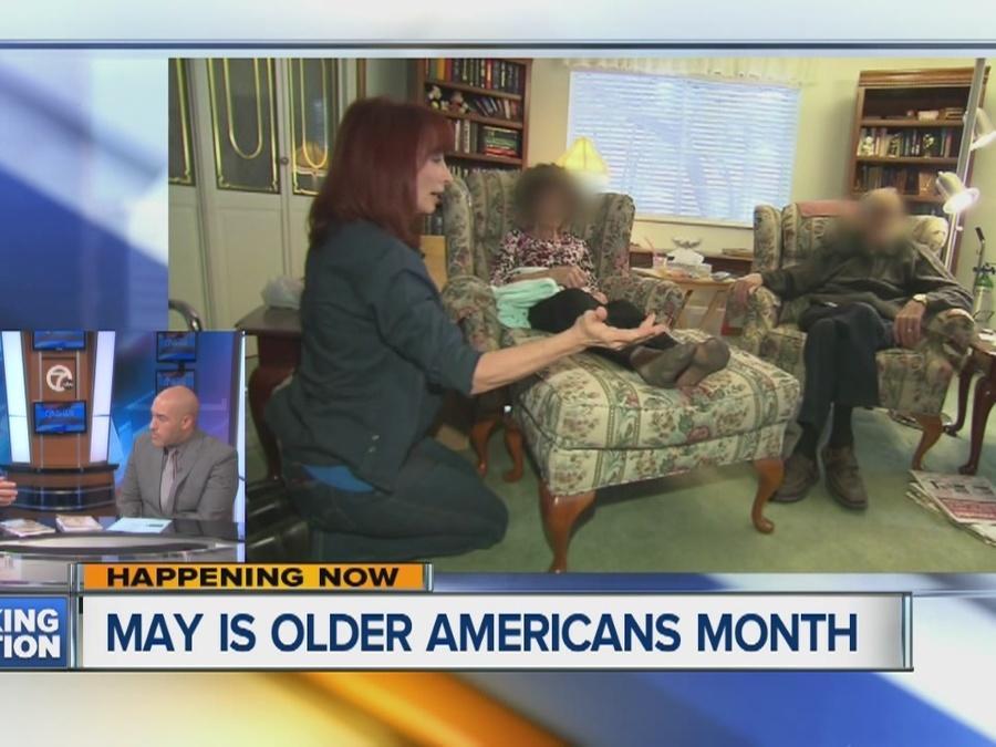 Keeping Older Americans Safe