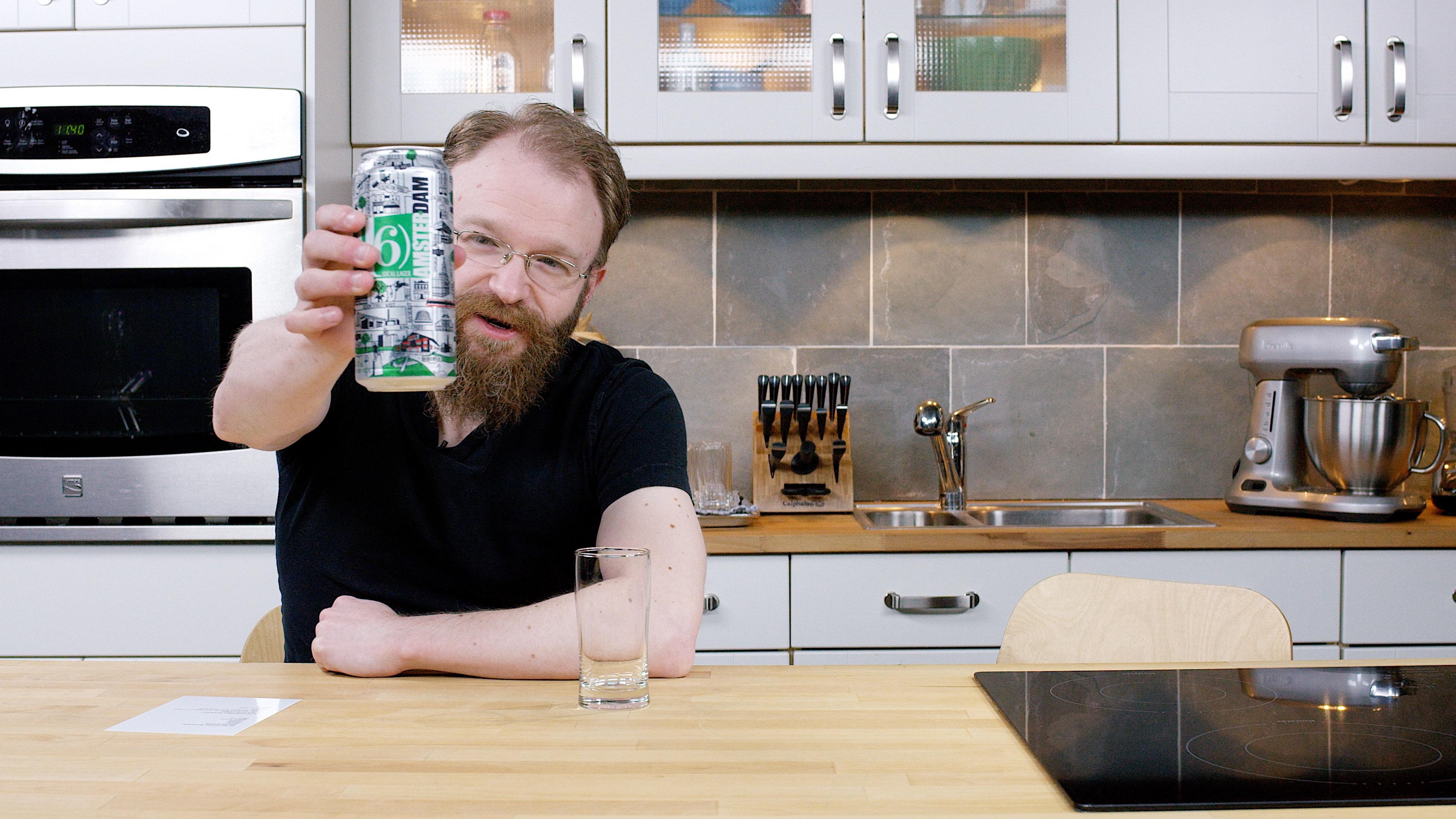 24 Beers Project: Episode #4  Amsterdam Brewery -